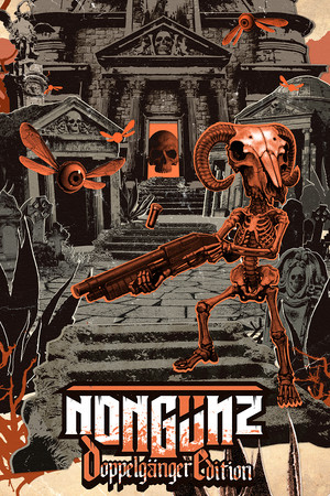 Nongunz: Doppelganger Edition poster image on Steam Backlog