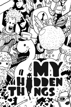 My Hidden Things poster image on Steam Backlog