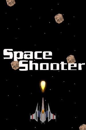 space shooter poster image on Steam Backlog