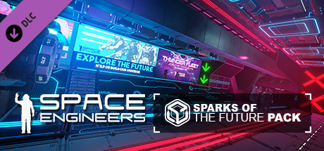 Space Engineers – Sparks of the Future