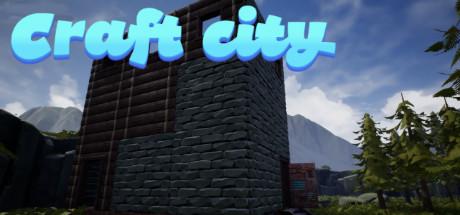 Craft city cover art