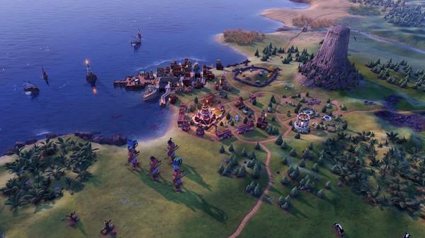 Sid Meiers Civilization VI New Frontier Pass Part 1-CODEX [CRACK]