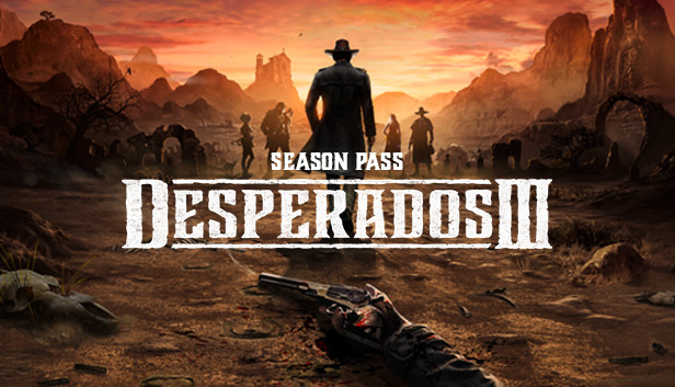 Desperados Iii Season Pass On Steam