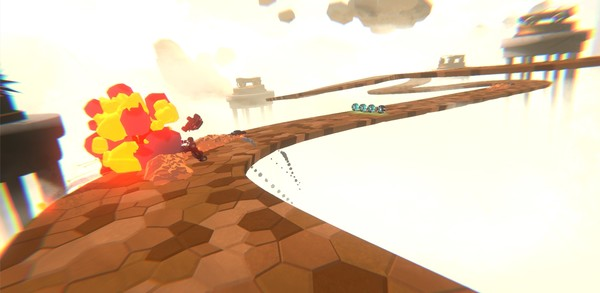 Loco Road Screenshot