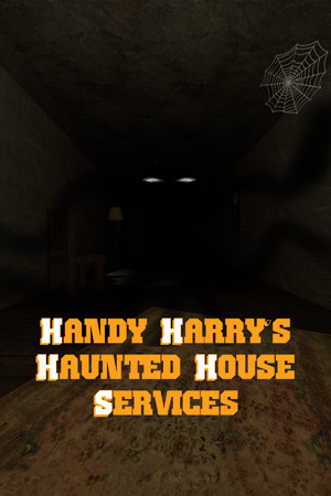 Handy Harry's Haunted House Services poster image on Steam Backlog