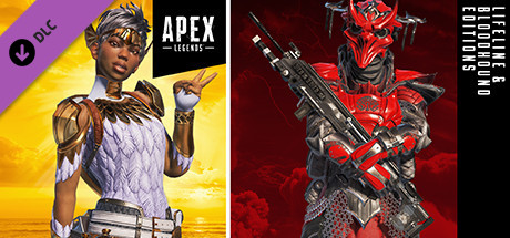 Apex Legends - Lifeline and Bloodhound Double Pack