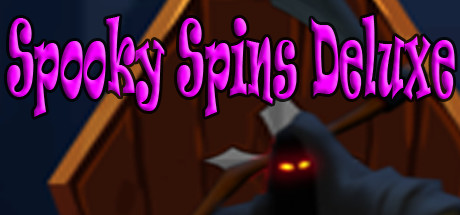 Spooky Spins Deluxe Steam Edition cover art
