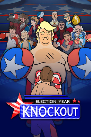 Election Year Knockout poster image on Steam Backlog