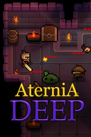 Aternia: Deep poster image on Steam Backlog
