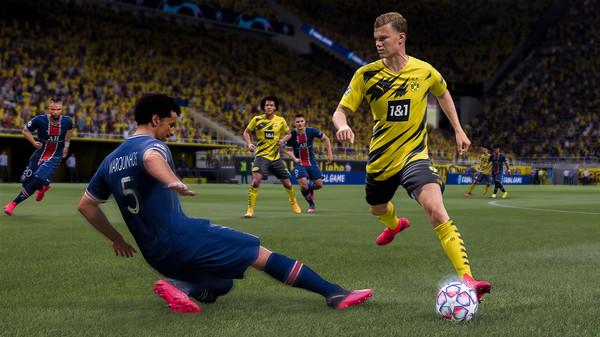 FIFA 21 Free Steam Key 3