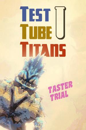 Test Tube Titans: Taster Trial poster image on Steam Backlog