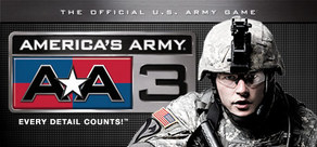 America's Army 3 cover art