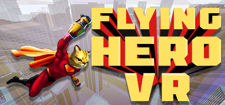 Save 10% on Flying Hero VR on Steam
