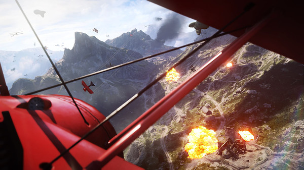 Скриншот №5 к Battlefield 1 Shortcut Kit Vehicle Bundle