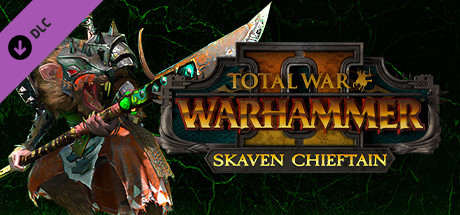 Total War: WARHAMMER II - Skaven Chieftain