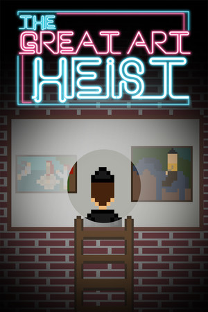The Great Art Heist poster image on Steam Backlog