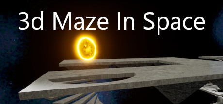 3d Maze In Space