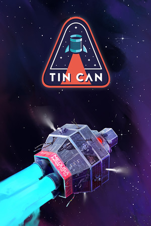 Tin Can poster image on Steam Backlog
