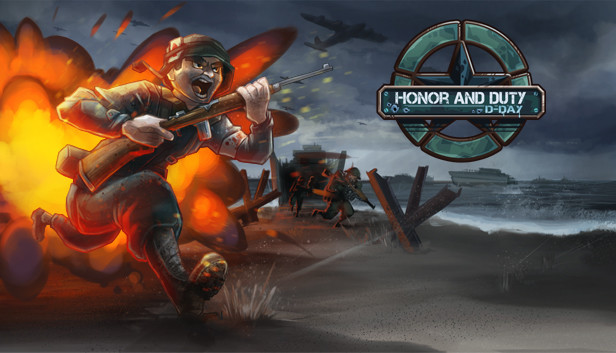 Save 10% on Honor and Duty: D-Day on Steam
