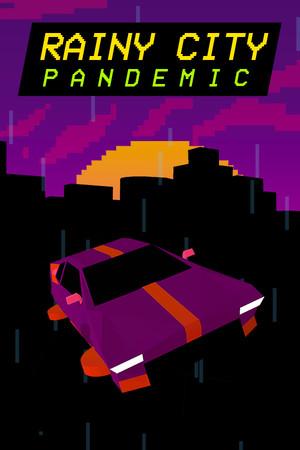 Rainy City: Pandemic poster image on Steam Backlog
