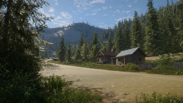 Скриншот №5 к theHunter Call of the Wild™ - Silver Ridge Peaks