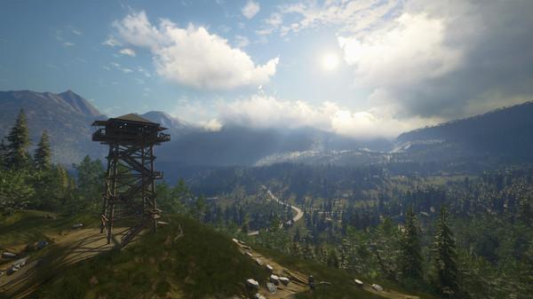 Скриншот №2 к theHunter Call of the Wild™ - Silver Ridge Peaks