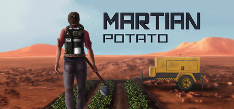 Martian Potato cover art