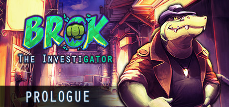 BROK the InvestiGator - Prologue title thumbnail