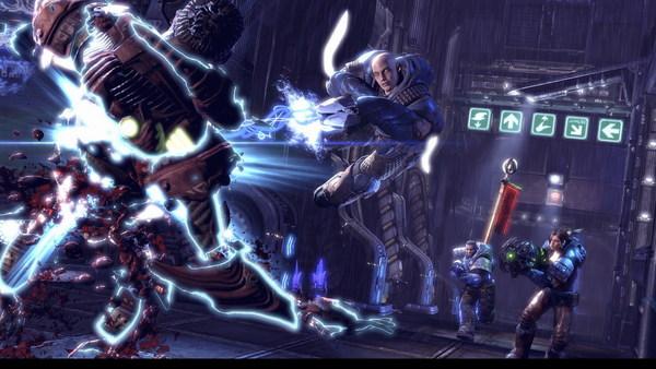 Скриншот из Unreal Tournament 3: Black Edition