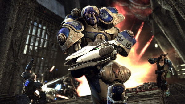 Unreal Tournament 3 Black
