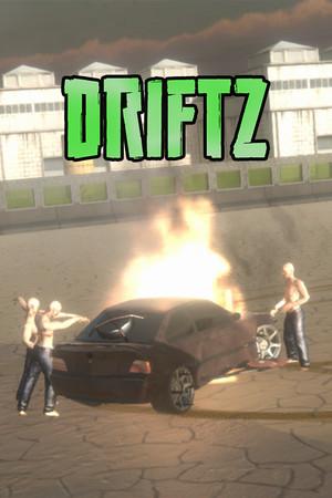 DriftZ poster image on Steam Backlog