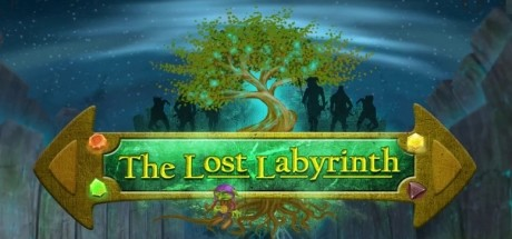 The lost Labyrinth cover art