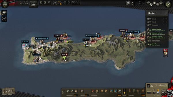 скриншот Unity of Command II - DLC 1 4