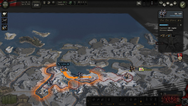 скриншот Unity of Command II - DLC 1 5