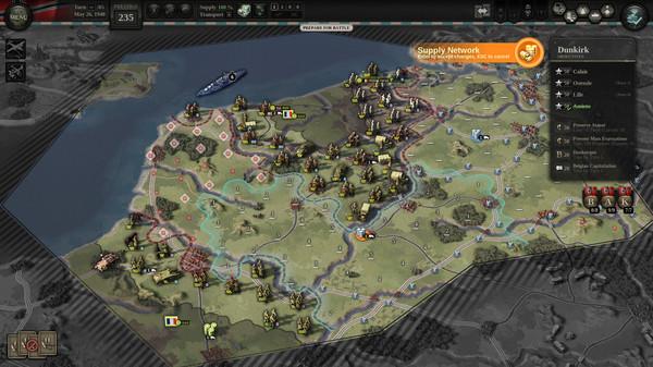 скриншот Unity of Command II - DLC 1 2