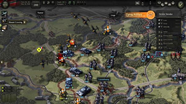 скриншот Unity of Command II - DLC 1 0