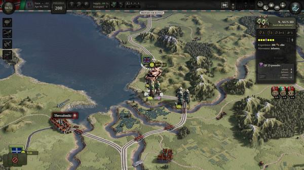 скриншот Unity of Command II - DLC 1 1