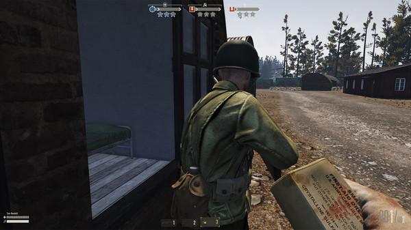 скриншот Heroes & Generals - US Light Tanker 2