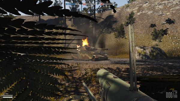 скриншот Heroes & Generals - US Light Tanker 0