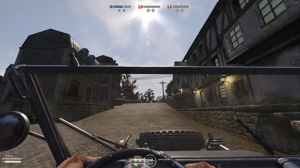 скриншот Heroes & Generals - SU Light Tanker 2
