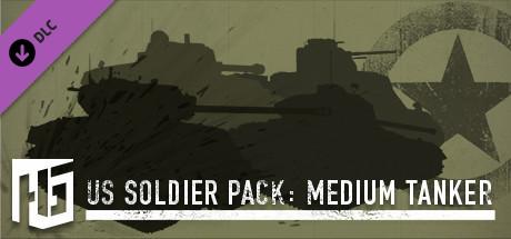 Heroes & Generals - US Medium Tanker