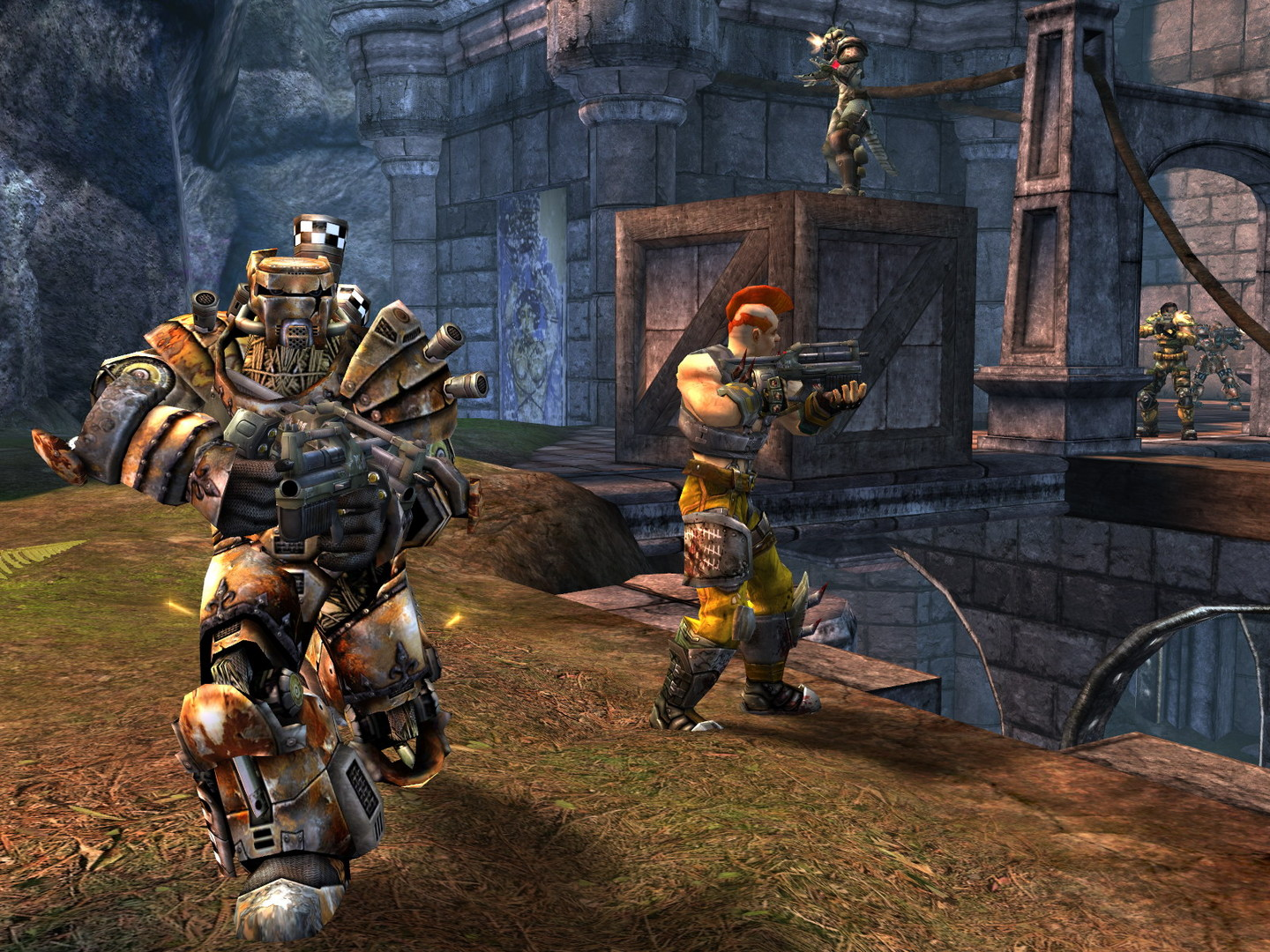 Unreal Tournament 2004: Editor's Choice Edition - Download