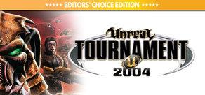 Unreal Tournament 2004 cover art