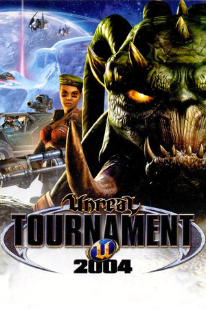 Unreal Tournament 2004 poster image on Steam Backlog