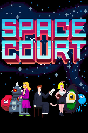 Space Court poster image on Steam Backlog