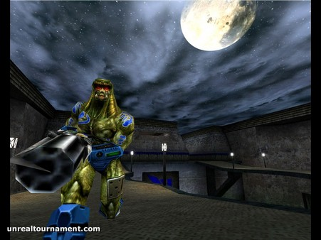 Скриншот из Unreal Tournament: Game of the Year Edition