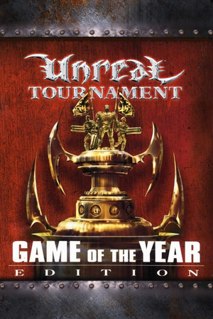 Unreal Tournament: Game of the Year Edition poster image on Steam Backlog