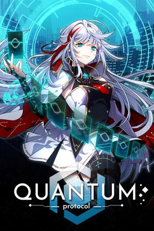 Quantum Protocol poster image on Steam Backlog
