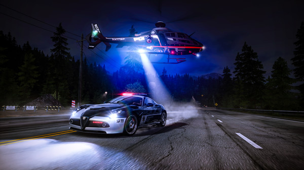 скриншот Need for Speed Hot Pursuit Remastered 2