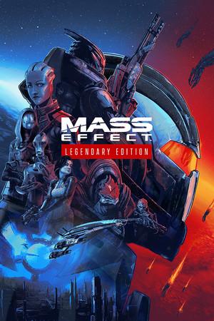 Mass Effect Legendary Edition poster image on Steam Backlog